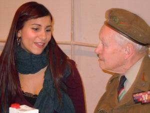 Il prof. Narebski ama parlare con i giovani.. e viceversa!