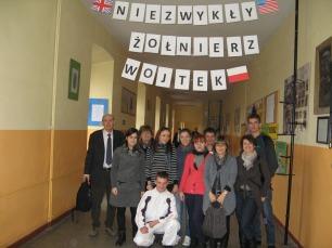 Siamo i benvenuti nella scuola